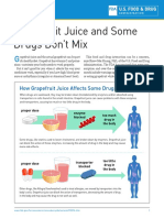 Grapefruit Juice and Drug Interactions_0717