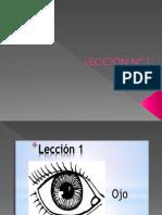 power leccion ojo