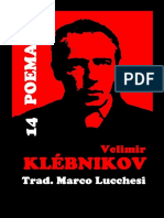 14 Poemas de Khlébnikov