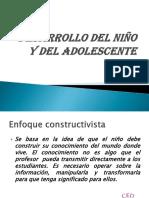 Desarrollo Del Niño y Del Adolescescente