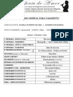 REPERTÓRIO DANIELA 05-05