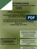 EPISTEMOLOGÍA. Introducción. Qué Es La Ciencia