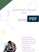 educacionsigloxviijaqui-090402220215-phpapp02