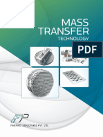 Mass Transfer Technology