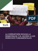 Documento coalición FIDH