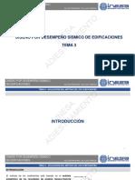 Diseño Por Desempeño Sísmico-t3