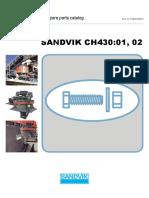 Partes y Piezas Básicas ch430