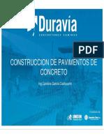 Procedimiento de Construccion Aci Ica