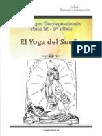 20 El Yoga Del Sueno