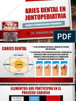 Caries Dental en Odontopediatria - Copia