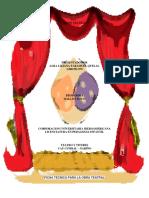 Ficha Técnica Para Obra de Teatro