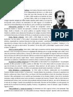 José Santos Chocano Con Práctica