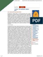 MSH-M — Rusca — Sociologie de la Mort ? De quelques enjeux épistémologiques.