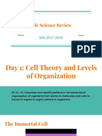 webster 2018 life science review