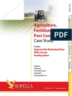 Ag Fertilizer and Pest Control