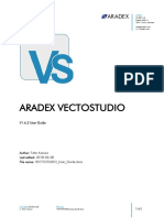User Guide Vectostudio 1.6.2