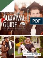 Adult Learner Survival Guide