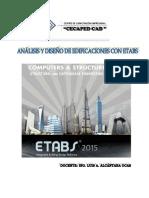 Etabs 2015- Basico- Sesion 01