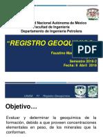 Registro Geoquimico