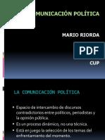 Comunicación Polïtica
