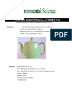 Herbal Tea Lab Plus Results