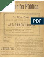 Opinion Publica 1906-06
