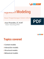 DPSI 05 System Modelling