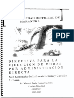 Directiva MDM