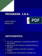 3.- Programa IRA
