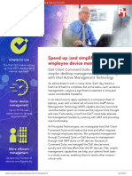 Speed up (and simplify) employee device management