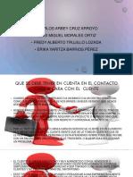 Presentación1.Pptx Erika Servicio Al Cliente