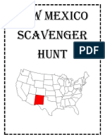 nm scavenger hunt