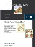 Aztec- Criminal Law PPT
