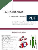 AULA 2 Terrorismo(s)