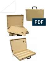 Caja Madera Divisiones