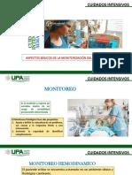 Clase 03a Uci 2018 - i Monitoreo Del Paciente Critico Abr