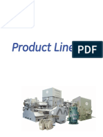 GE Motors Product Line