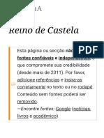 Reino de Castela – Wikipédia, A Enciclopédia Livre