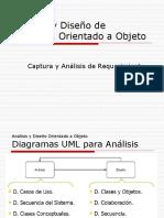 Diagramas de Clases y Objetos
