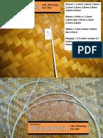 TERMURAH !!!, harga fiber untuk sangkar burung, WA 0851-3030-7491