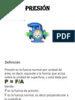 Exposicion Presion Ing Control