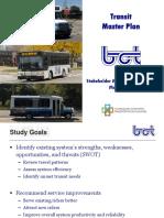 Battle Creek Transportation March Stakeholder Meeting Presentation