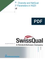 Manual - NQDI - Diversity RF Parameters
