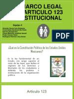 1.4 Marco Legal Del Articulo 123 Constitucional.2