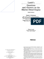 Questions and Answers on the Marine Diesel Engine