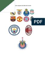Mejores Equipos de Futbol Del Mundo