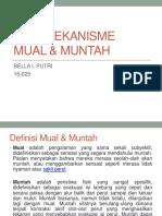 PATOMEKANISME MUAL & MUNTAH