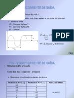 MANUTENÇÃO CFW09