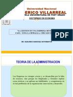 Neuroestructura Caso La Muralla de Lima