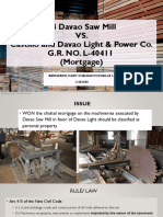 Davao Sawmill